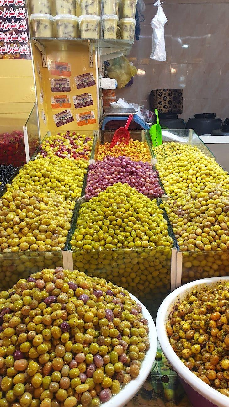 Souks de Meknès - Marrocos © Viaje Comigo