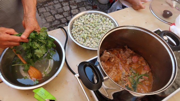 Workshop de favas de flanela - Castelo Novo - Aldeia Histórica de Portugal © Viaje Comigo