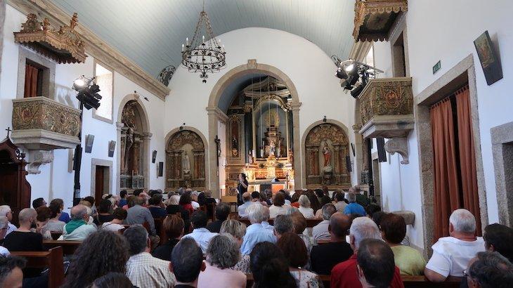 Recital em Castelo Novo - Aldeia Histórica de Portugal © Viaje Comigo