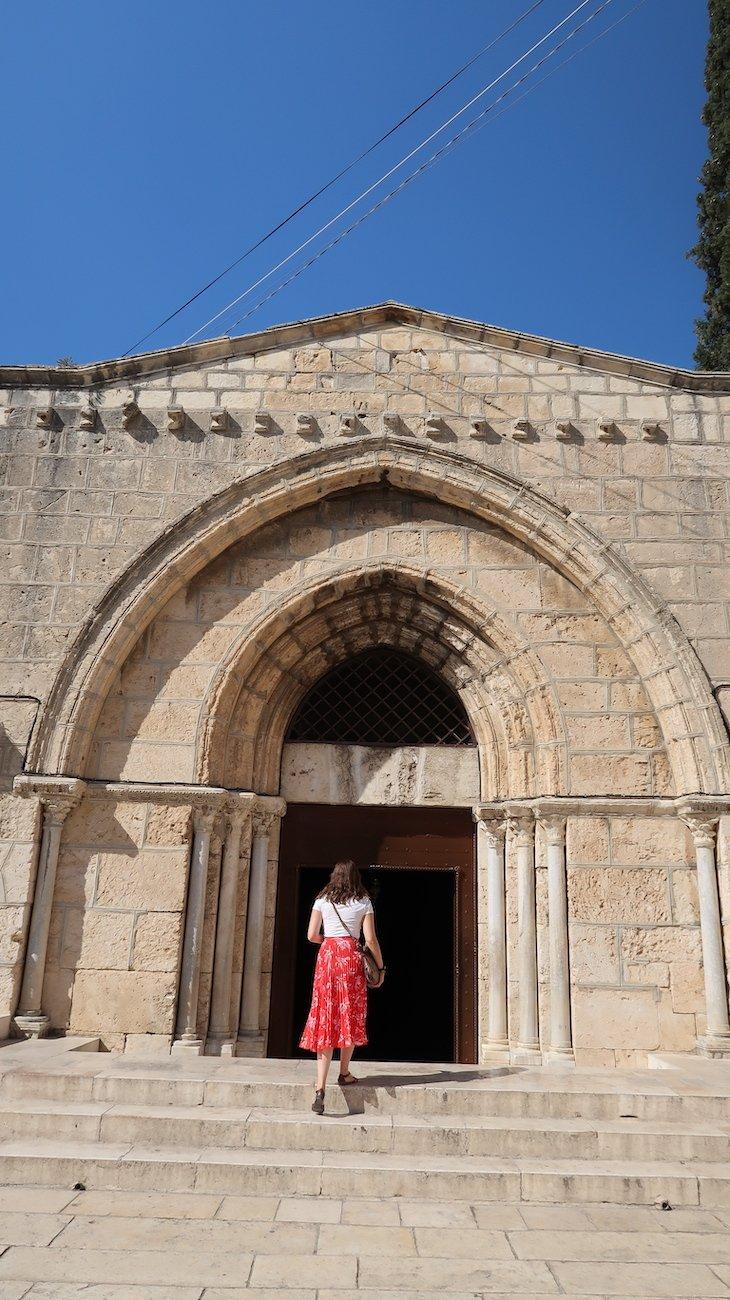 Monte das Oliveiras - Jerusalém - Israel © Viaje Comigo