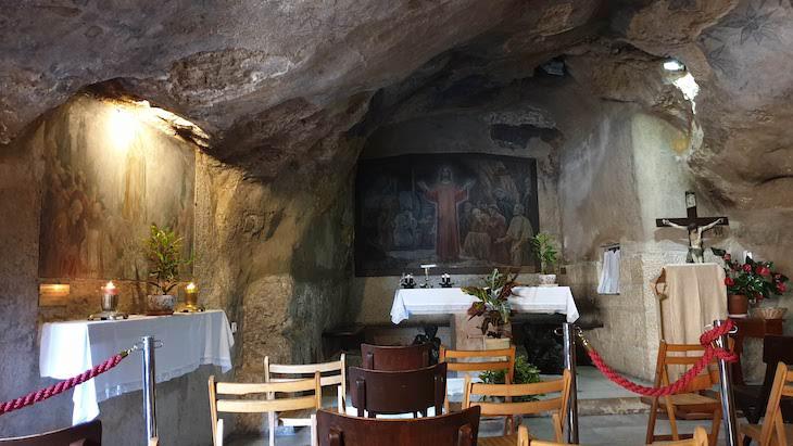 Gruta Gethsemani - Monte das Oliveiras - Jerusalém - Israel © Viaje Comigo