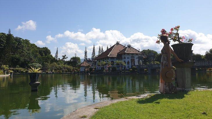 Taman Soeka Sada - Ujung Water Palace - Bali - Indonésia © Viaje Comigo
