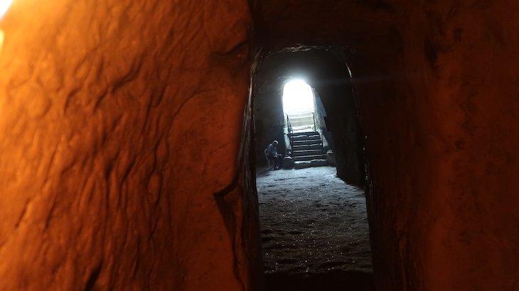 Tumbas dos Profetas - Monte das Oliveiras - Jerusalem - Israel © Viaje Comigo