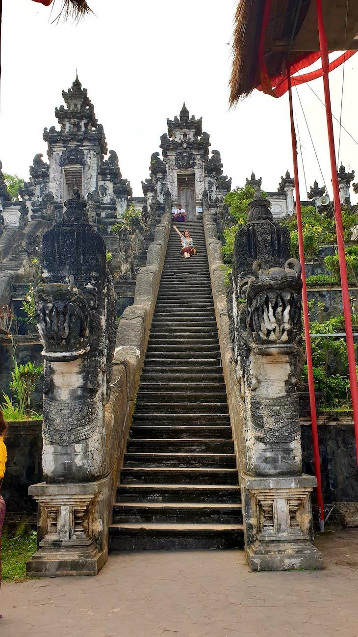 Lempuyang Temple - Bali - Indonésia © Viaje Comigo