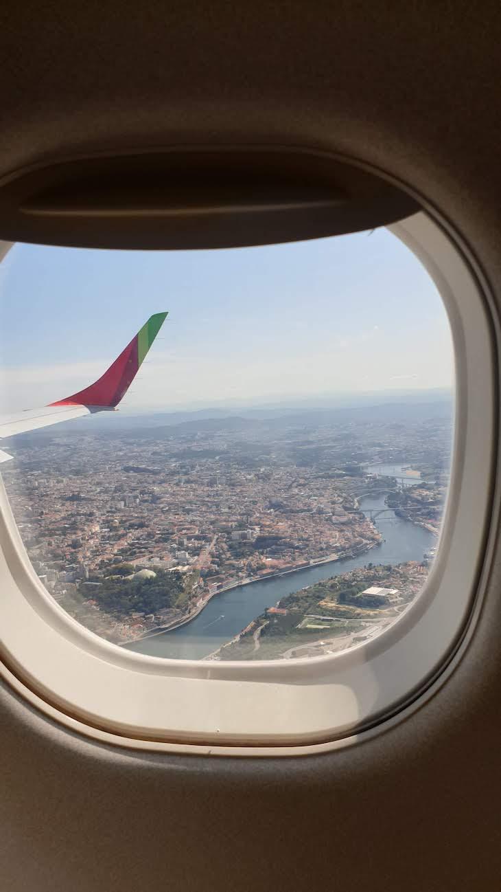 TAP no Porto © Viaje Comigo