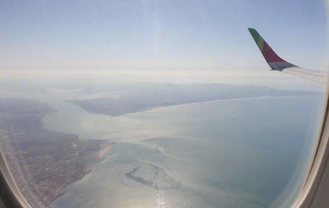 TAP em Lisboa © Viaje Comigo