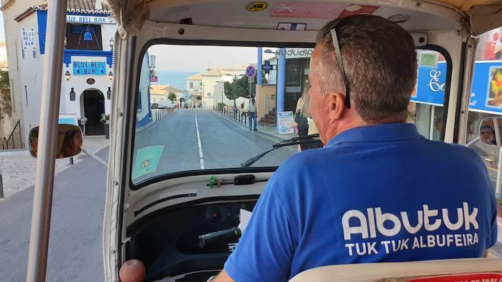 Passeio com Albutuk - Albufeira - Algarve © Viaje Comigo