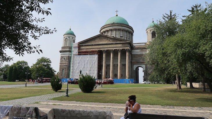Catedral de Esztergom - Hungria © Viaje Comigo
