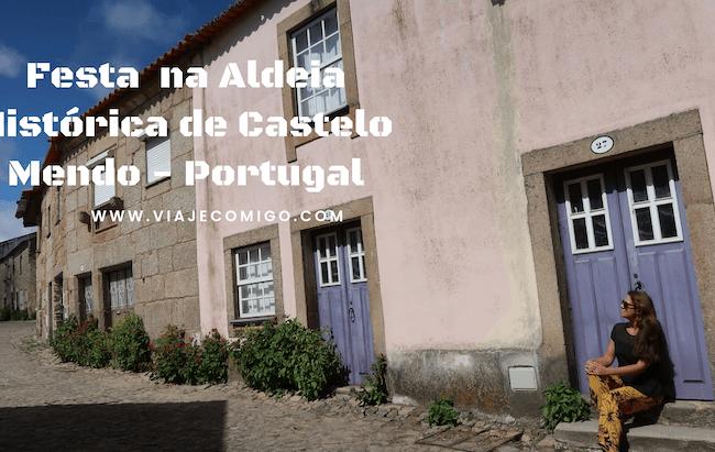 Ciclo 12 em Rede Castelo Mendo - Aldeias Históricas de Portugal © Viaje Comigo