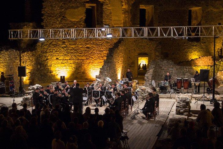 Música no âmbito do Ciclo 12 em Rede em Castelo Rodrigo © Aldeias Históricas de Portugal