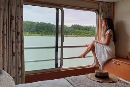 Navio Beethoven CroisiEurope - cruzeiro Danúbio © Viaje Comigo