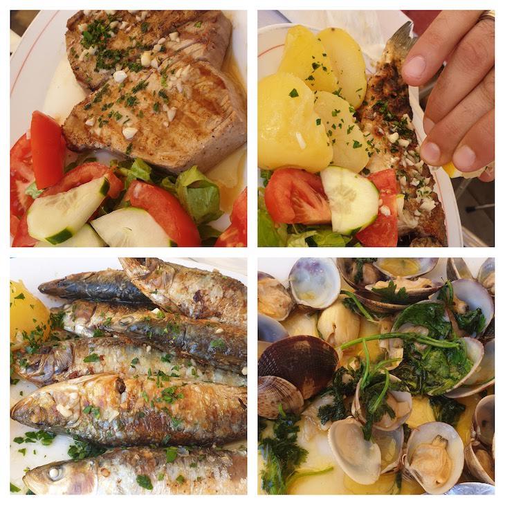 Restaurante A Maré, Albufeira - Algarve © Viaje Comigo