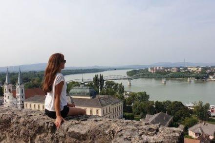 Vista do Danúbio - Basílica de Esztergom - Hungria © Viaje Comigo