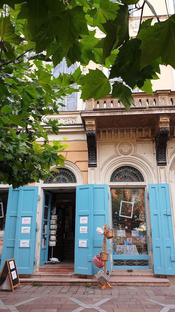 Centro de Esztergom - Hungria © Viaje Comigo