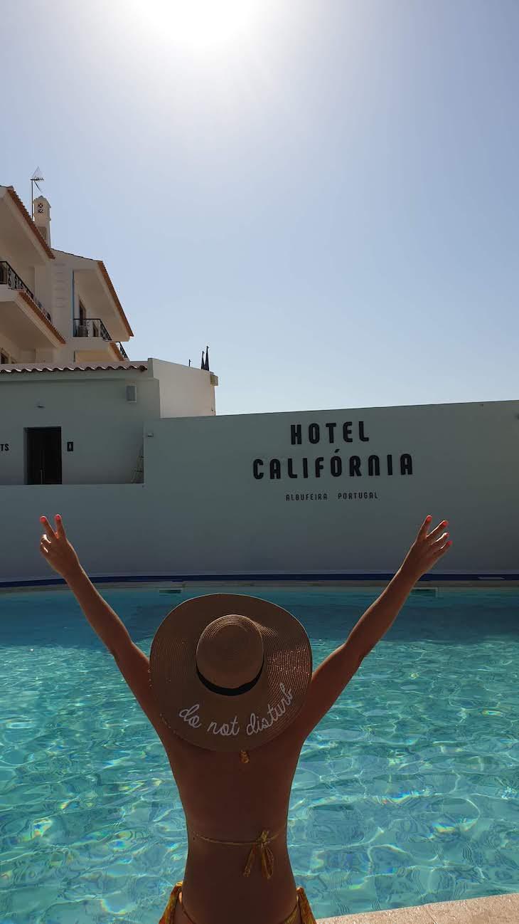 Hotel Califórnia Urban Beach Hotel - Algarve © Viaje Comigo