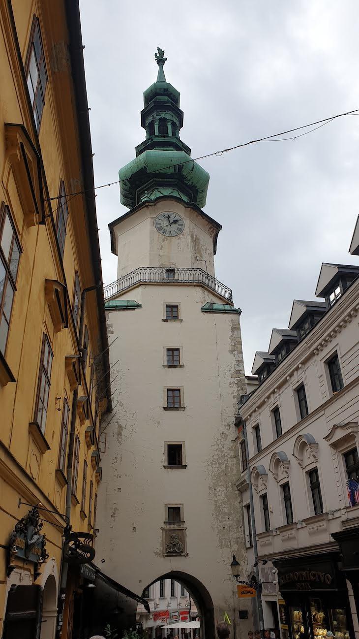 Tour em Bratislava - Navio Beethoven CroisiEurope - cruzeiro Danúbio © Viaje Comigo