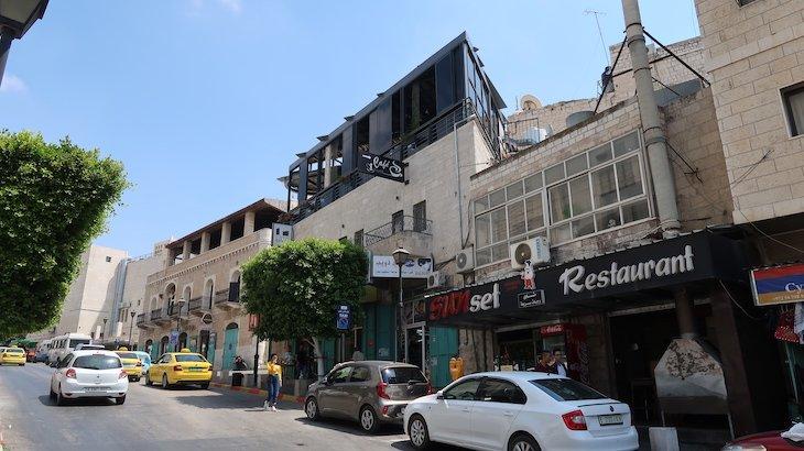 Ruas de Ramallah - Palestina © Viaje Comigo