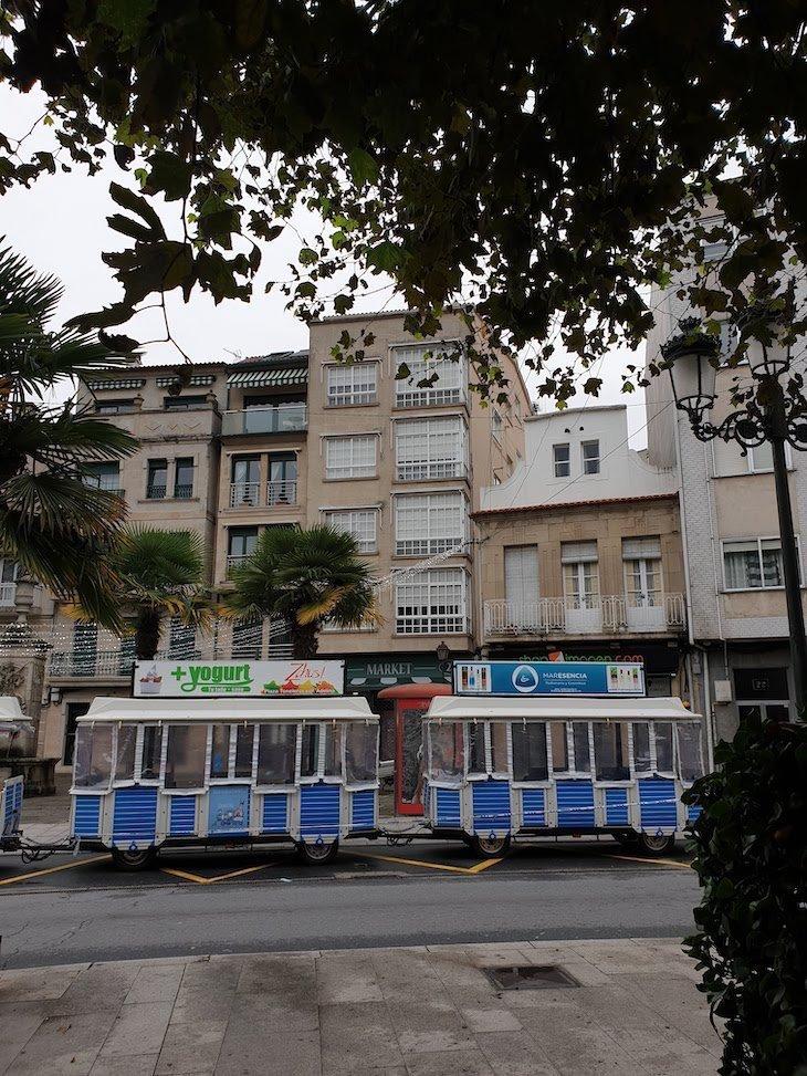 Centro de Redondela - Galiza © Viaje Comigo