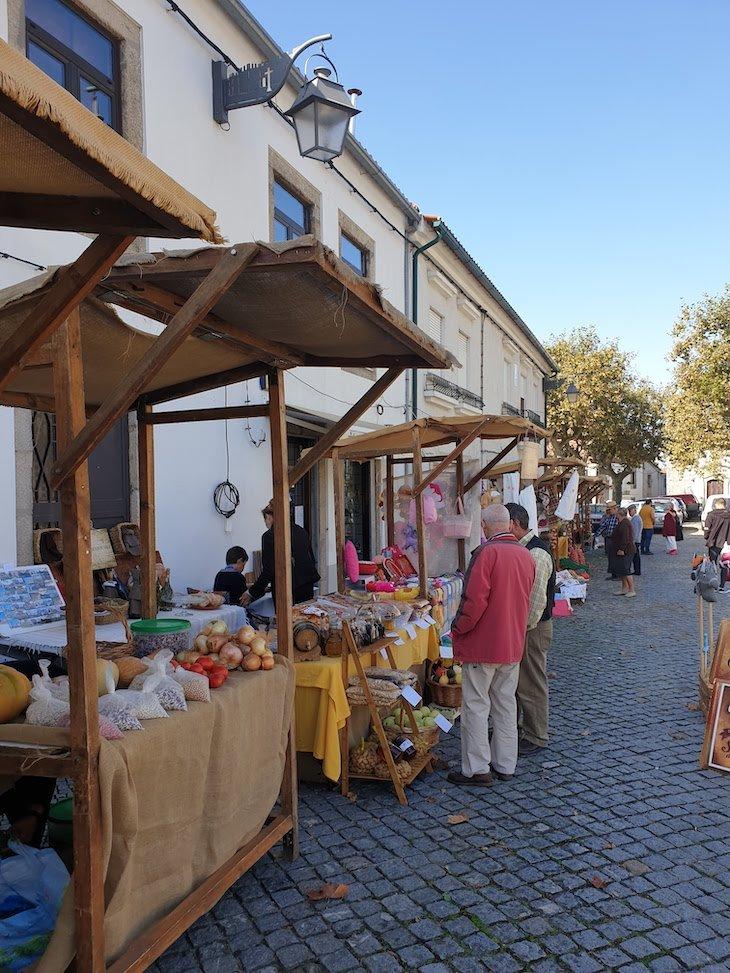Feirinha na Festa de Trancoso - Aldeias Históricas de Portugal © Viaje Comigo