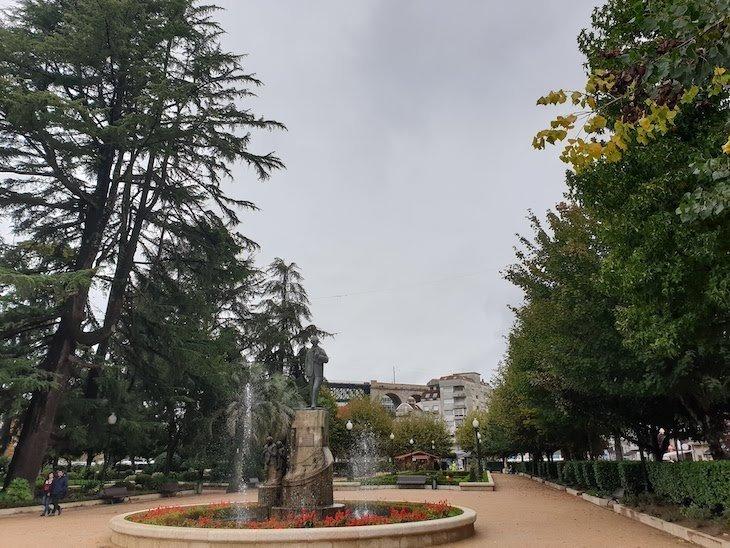 Jardim de Redondela - Galiza © Viaje Comigo