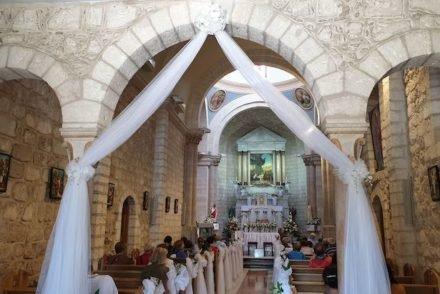 Igreja de Caná - Israel © Viaje Comigo