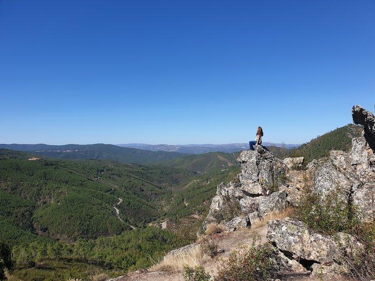 Miradouro do Zebro - Oleiros - Castelo Branco © Viaje Comigo