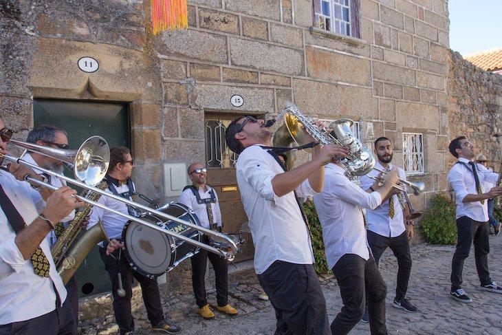Música em Castelo Mendo - DR © Aldeias Históricas de Portugal