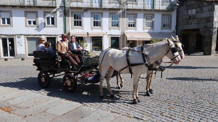 Passeios de charrete - Trancoso - Aldeias Históricas de Portugal © Viaje Comigo