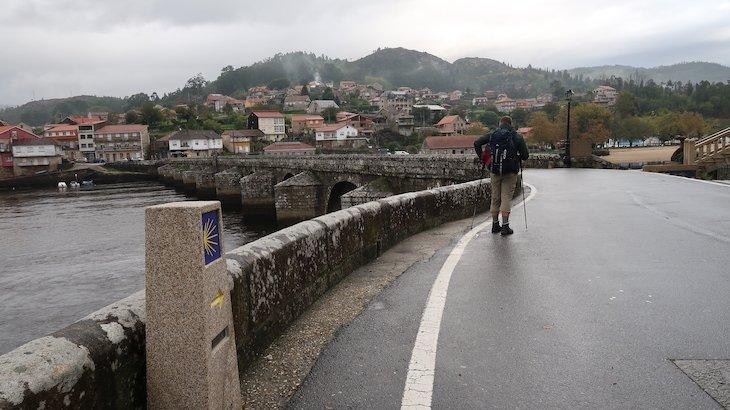 Ponte Sampaio - Redondela - Galiza - Caminho Português de Santiago © Viaje Comigo