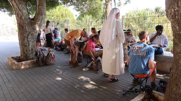 Basílica da Transfiguração - Israel © Viaje Comigo