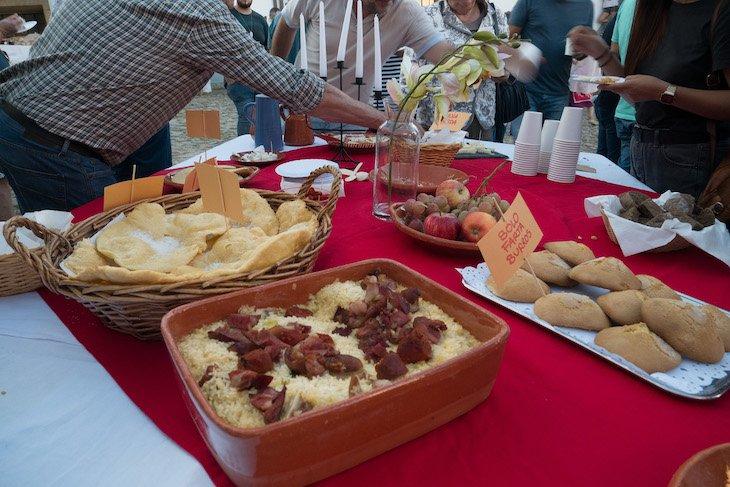 Gastronomia de Castelo Mendo - DR © Aldeias Históricas de Portugal