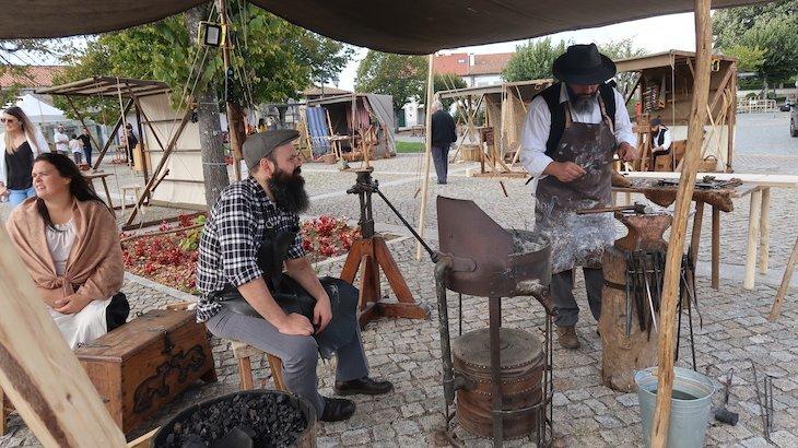 Ferreiro na Festa de Trancoso - Aldeias Históricas de Portugal © Viaje Comigo