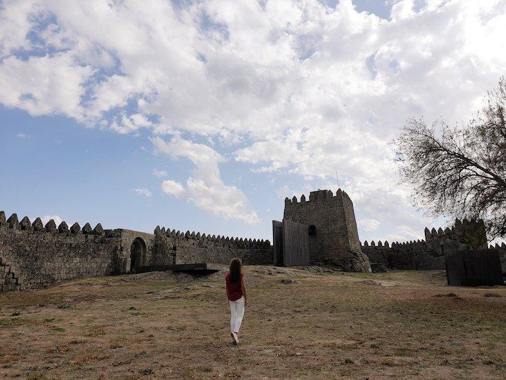 Castelo de Trancoso - Aldeias Históricas de Portugal © Viaje Comigo