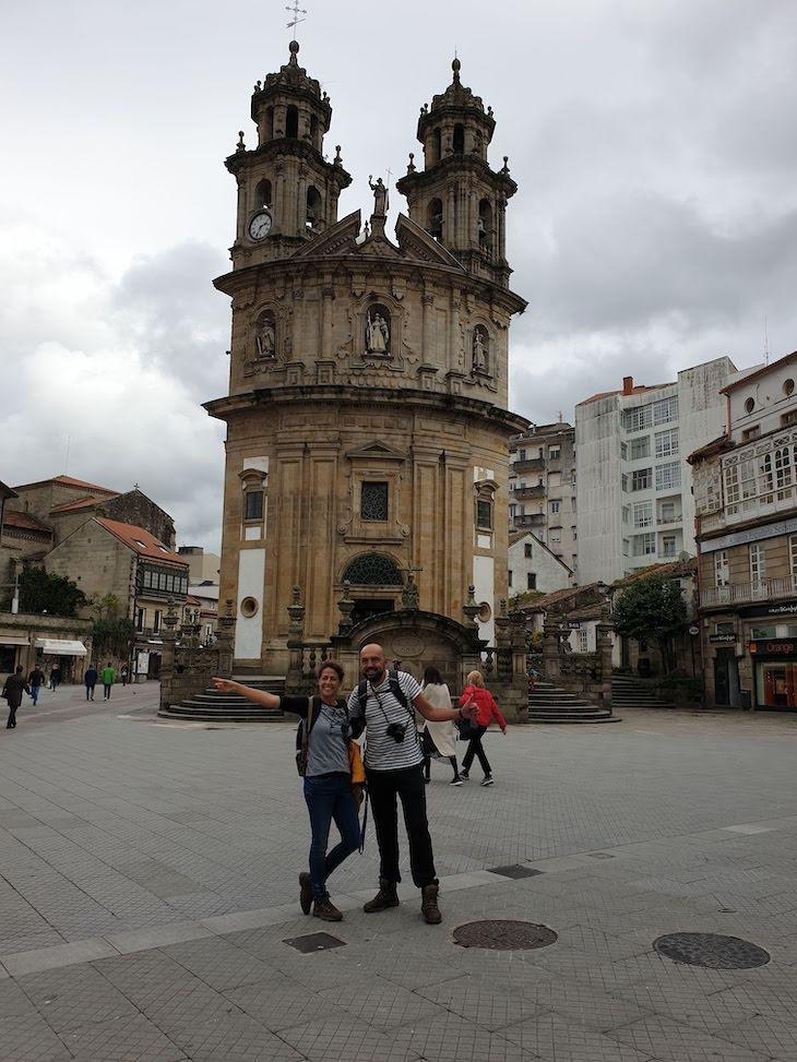 Caminho Português de Santiago - em Pontevedra - Galiza © Viaje Comigo