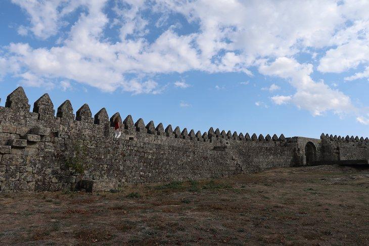 No Castelo de Trancoso - Aldeias Históricas de Portugal © Viaje Comigo