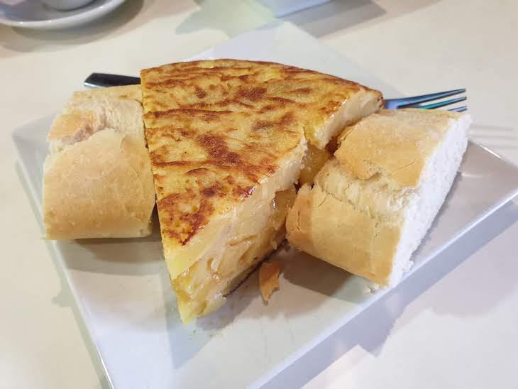 Tomei o pequeno-almoço na La Barraca - Galiza - Espanha © Viaje Comigo
