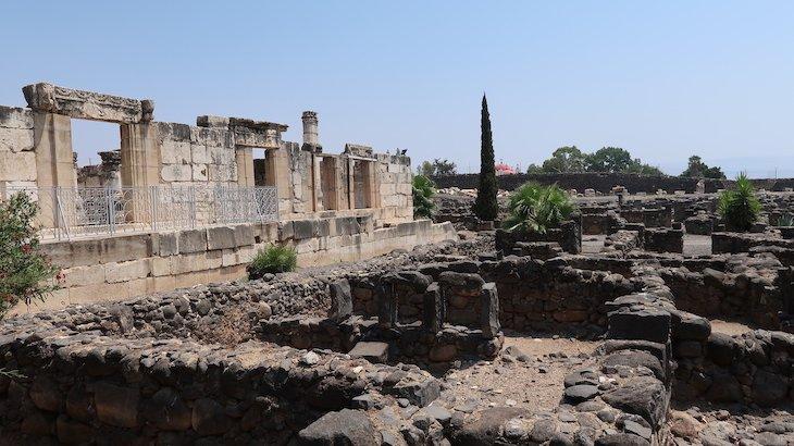 Cafarnaum - Cidade de Jesus - Israel © Viaje Comigo