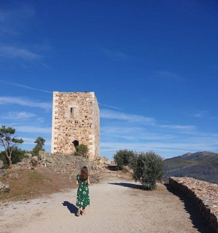 Castelo do Rei Wamba - Vila Velha do Ródão - Beira Baixa © Viaje Comigo