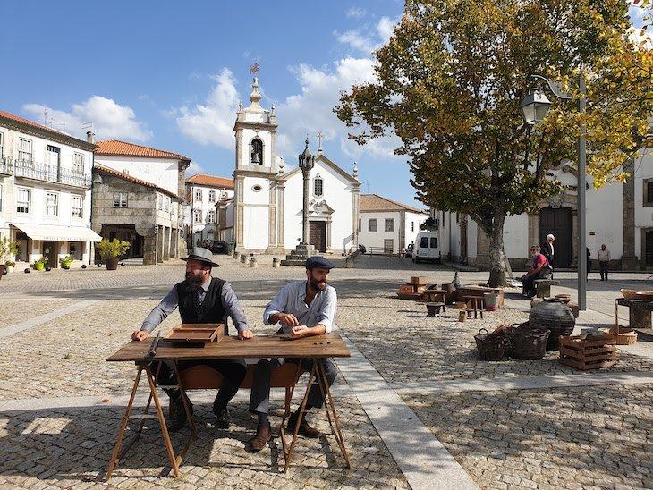 Encenação na Festa de Trancoso - Aldeias Históricas de Portugal © Viaje Comigo