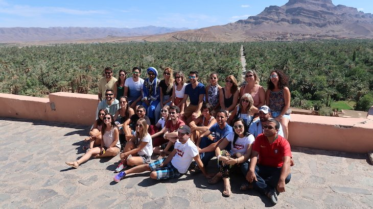 Grupo Leva-me Marrocos - Setembro 2019 - Marrocos © Viaje Comigo