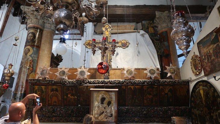 Basílica da Natividade -Belém - Palestina © Viaje Comigo