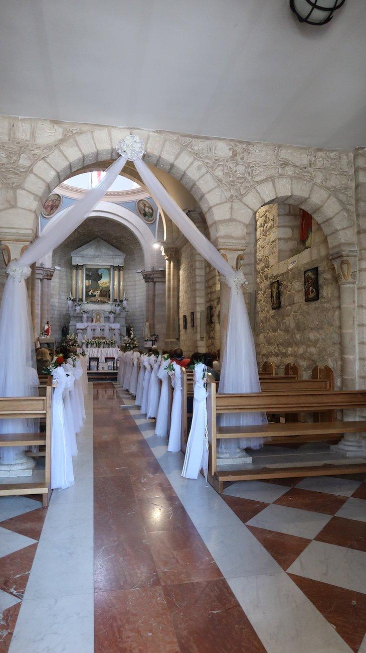 Igreja de Caná - Galileia - Israel © Viaje Comigo