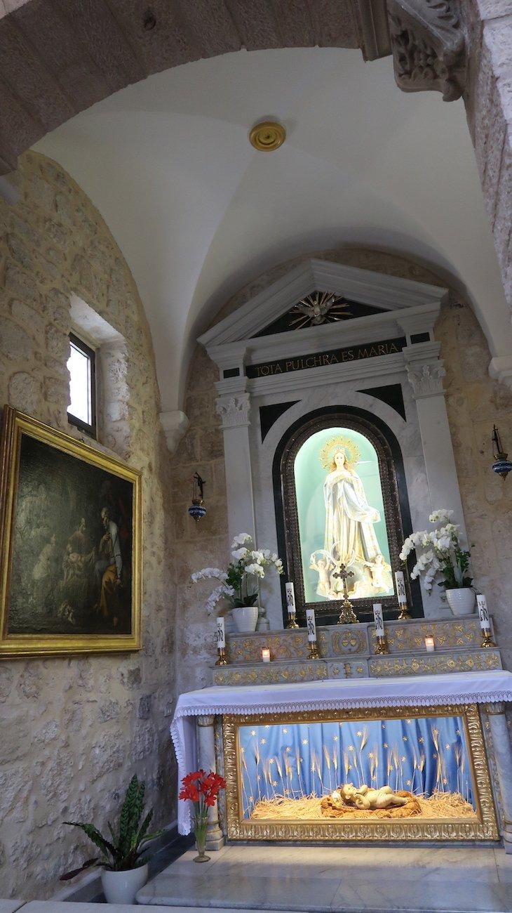 Igreja de Santa Catarina - Basílica da Natividade - Belém - Palestina © Viaje Comigo