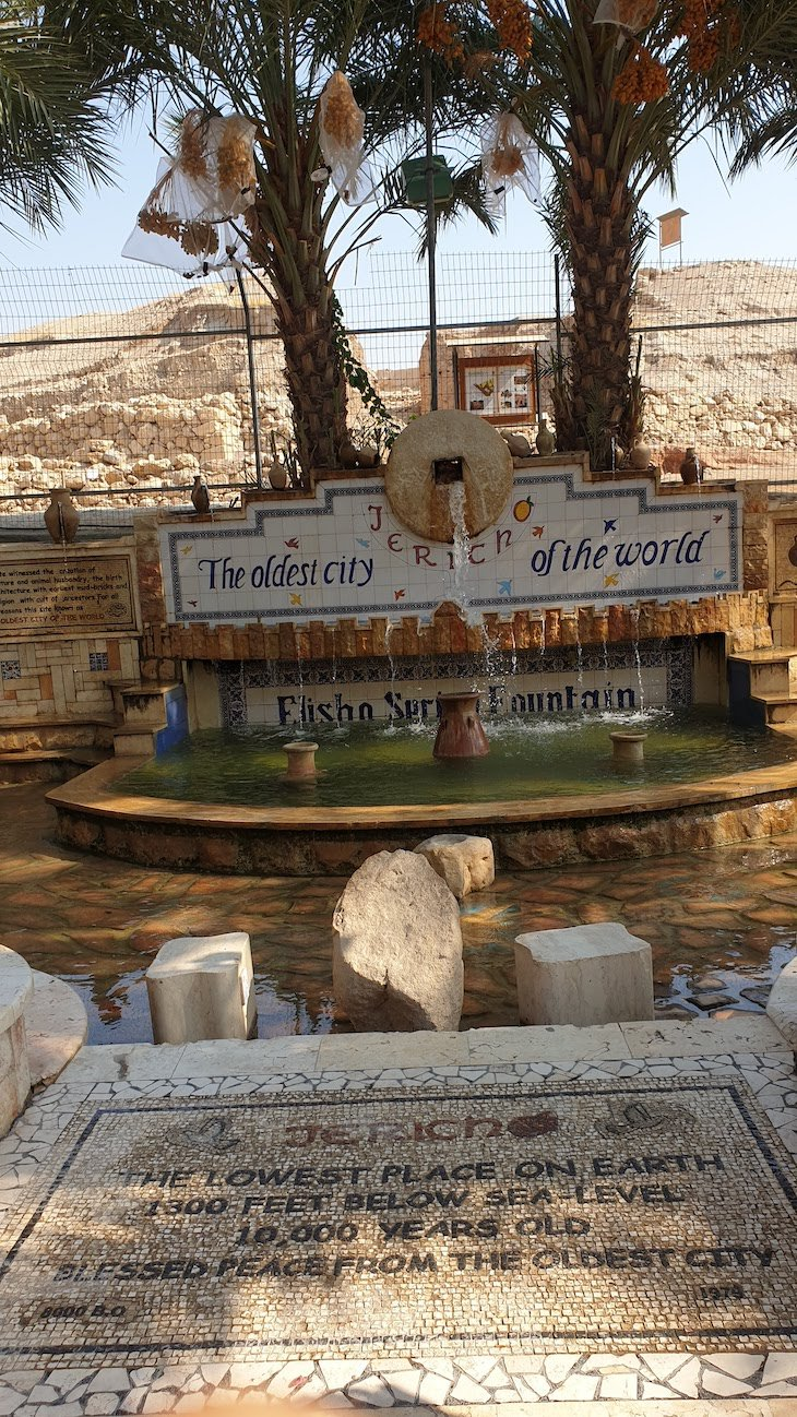 Jericó: a Cidade Mais Antiga do Mundo - Palestina © Viaje Comigo