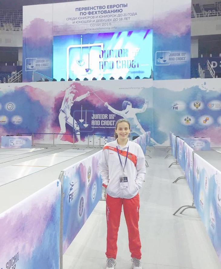 Sochi (Rússia) Março 2018 Campeonato Europa