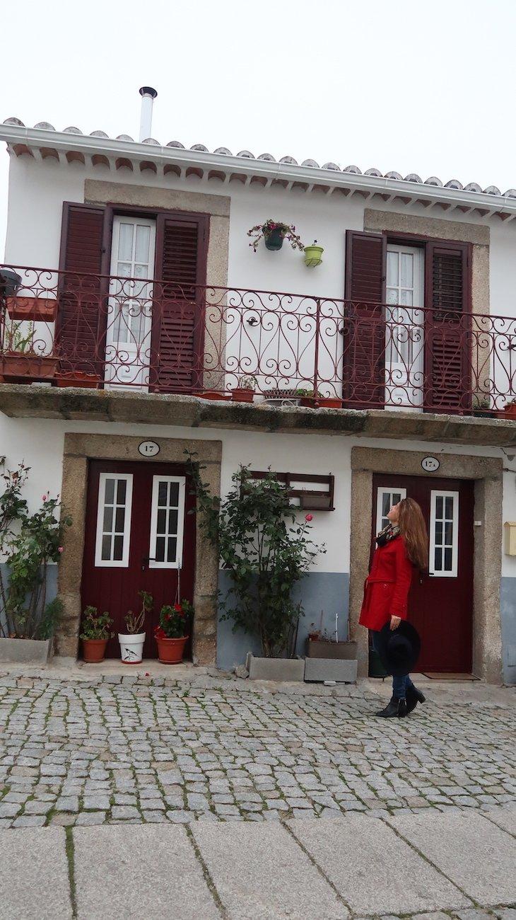 Susana Ribeiro em Almeida - Aldeias Históricas de Portugal © Viaje Comigo