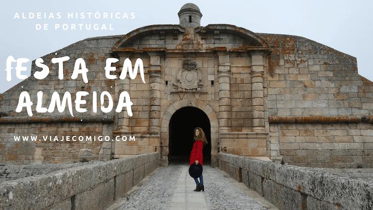 Susana Ribeiro em Almeida Aldeias Historicas de Portugal © Viaje Comigo