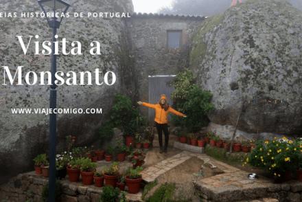 Susana Ribeiro em Monsanto - Aldeias Historicas de Portugal © Viaje Comigo