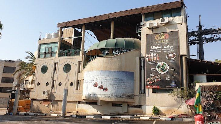 Teleférico em Jericó: a Cidade Mais Antiga do Mundo - Palestina © Viaje Comigo