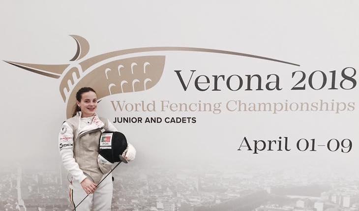 Verona (Itália) Abril -2018 Campeonato do Mundo